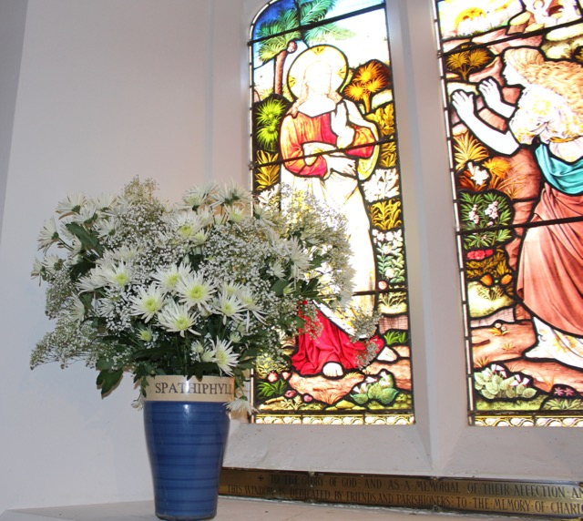 Chancel Flowers