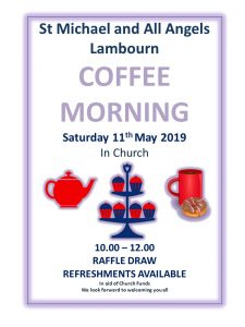 Coffee Morning @ Saint Michael and All Angels, Lambourn