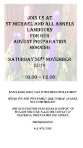 Advent Preparation Morning @ Saint Michael and All Angels, Lambourn | Lambourn | England | United Kingdom